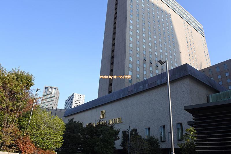 無料のシャトルバスはもちろん、電車でも簡単にアクセスできるところは「リーガロイヤルホテル大阪」の特筆すべき魅力のひとつです。