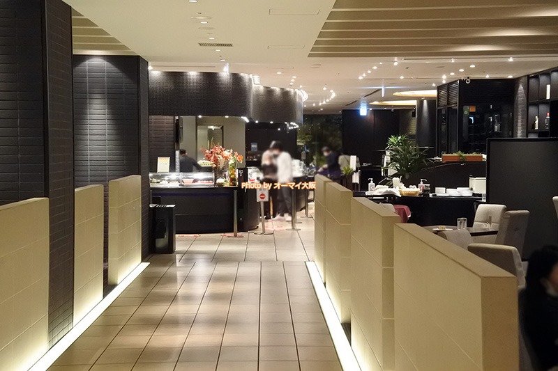 観光客から愛される「リーガロイヤルホテル大阪」がプロデュースする極上の朝食をはじめていただきます。