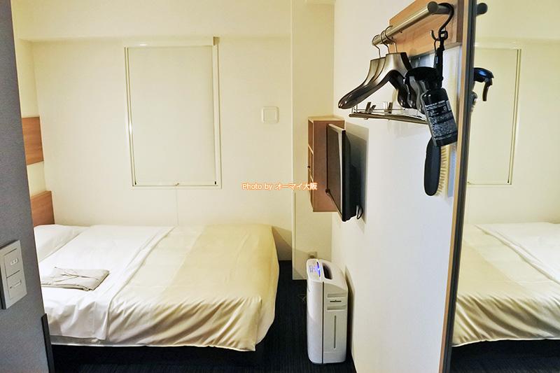 格安ビジネスホテル「スーパーホテルなんば日本橋」はリーズナブルな価格設定が人気です。