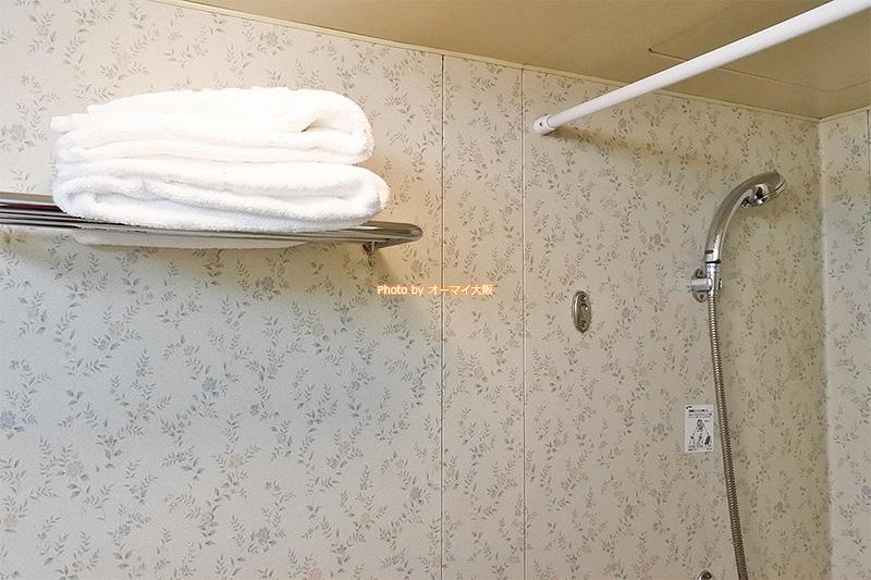 入浴剤やバスソルトがあると、宿泊がさらに楽しくなります。