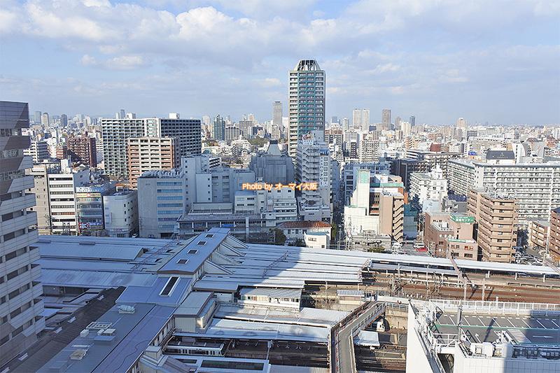 駅から近い立地こそ「天王寺都ホテル(都シティ 大阪天王寺)」に宿泊する最大のメリットです。