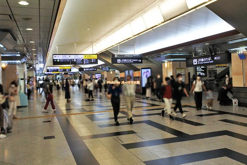 JR大阪駅の真上にある「ホテルグランヴィア大阪」は観光客とビジネスパーソンのどちらにも絶大な人気を誇ります。。