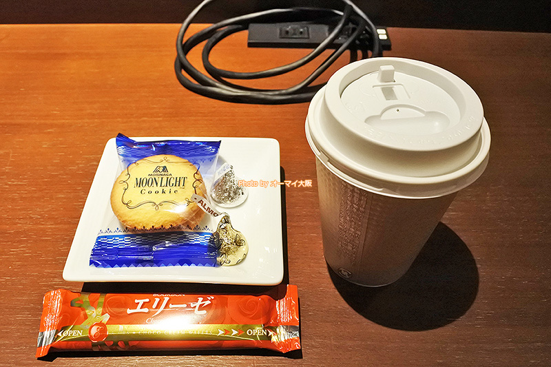 チェックアウト後も専用ラウンジを使える特典は「ホテルグランヴィア大阪」に宿泊する大きなメリットです。