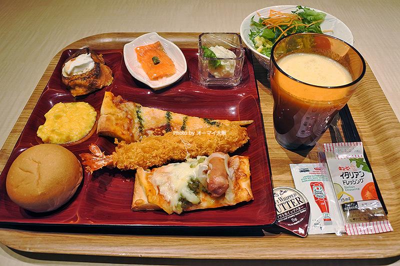レストラン「ソリスグラーティア」の洋食は、子どもに大人気です。