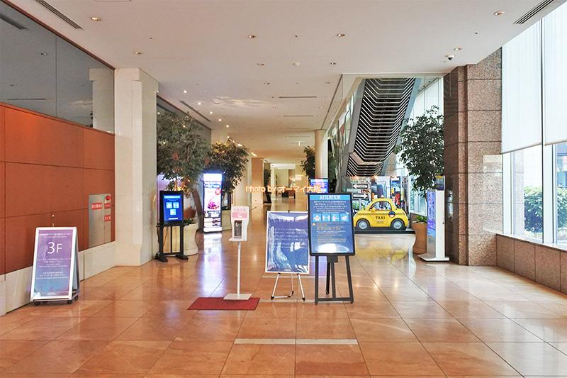 USJだけでなく、JRユニバーサルシティ駅からも近い「ホテル京阪ユニバーサルタワー」です。