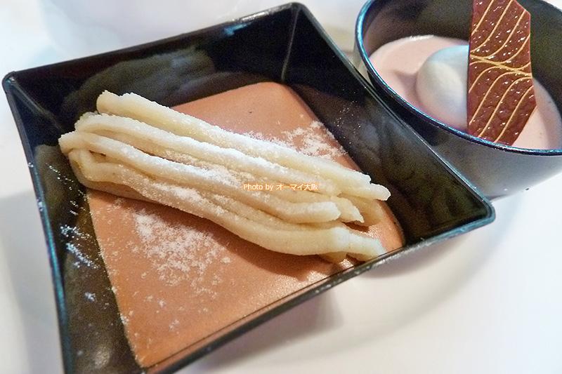料理がなくなっても、すぐに補充してくれるところは、さすがホテル日航大阪「セリーナ」です。