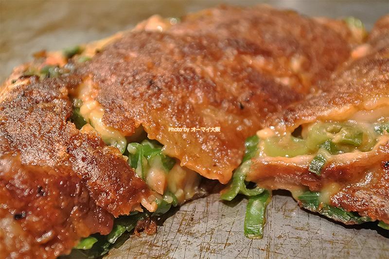 豚ねぎ焼はネギと豚肉の甘味が最高です。